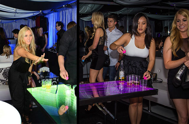 infinity beer pong tables are great for any event